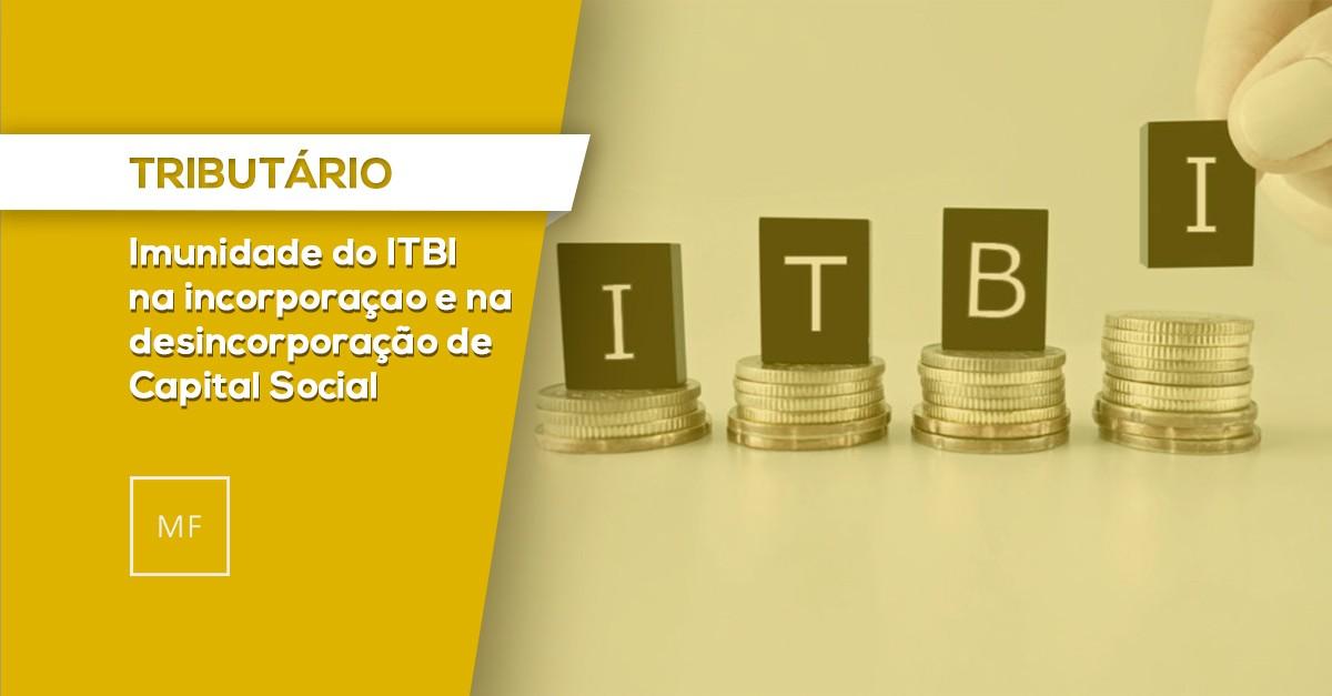 imunidade do itbi